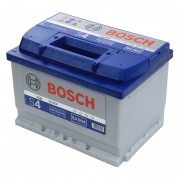Bosch Аккумуляторная батарея S4 006 Силвер 12V 60Ah 540A