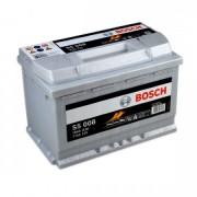 Аккумуляторная батарея S5 008 Силвер плюс 12V 77Ah 780A
