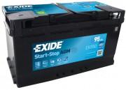 Exide Аккумуляторная батарея EXIDE MICRO-HYBRID AGM 12V 92Ah 850A