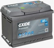Exide Аккумуляторная батарея EXIDE Premium 12V 60Ah 600A