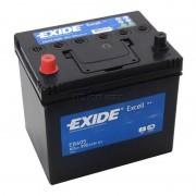 Аккумуляторная батарея EXIDE Excell 12V 60Ah 390A