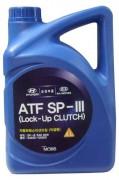 HYUNDAY / KIA ATF SP III Трансмиссионное масло 4л.