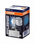 Osram Ксеноновая лампа Osram D1S Xenarc Night Breaker Unlimited