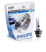 Philips Ксеноновая лампа BlueVision Ultra
