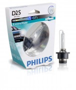 Philips Ксеноновая лампа X-TREME VISION