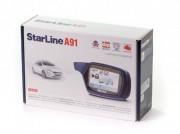 Starline StarLine A91 Dialog