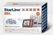 Starline StarLine D94 2CAN GSM