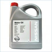 SAE 5W40 SL/CF Моторное масло 5л.