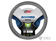 PSV Оплётка на руль PSV ACCORD (Серый) M