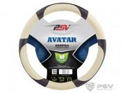 Оплётка на руль PSV AVATAR (Бежевый) M