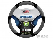 PSV Оплётка на руль PSV AVATAR (Серый) M