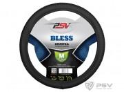Оплётка на руль PSV BLESS (Черный) M