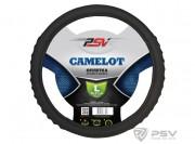 Оплётка на руль PSV CAMELOT (Черный) L