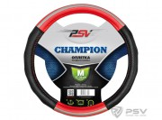 Оплётка на руль PSV CHAMPION (Красный) M