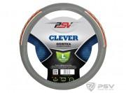 Оплётка на руль PSV CLEVER (Серый) L