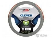 Оплётка на руль PSV CLEVER (Серый) M