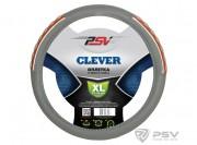 Оплётка на руль PSV CLEVER (Серый) XL