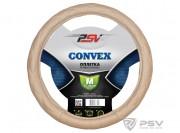 Оплётка на руль PSV CONVEX (Бежевый) M