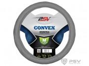 Оплётка на руль PSV CONVEX (Серый) M
