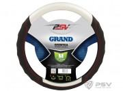 Оплётка на руль PSV GRAND  (Сильвер) M