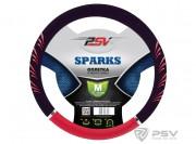 Оплётка на руль PSV SPARKS (Красный M)