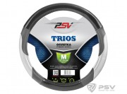 Оплётка на руль PSV TRIOS (Серый) M