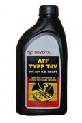TOYOTA ATF T-IV Жидкость для АТМ 0.946л