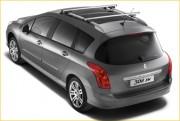Дуги багажника Peugeot 308SW