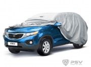 """PSV  Тент автомобильный PSV модель 20 с молнией """"D"""",4x4"""