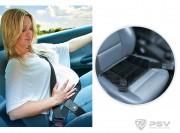 PSV  Адаптер ремня безопасности PSV для беременных Черный