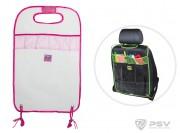 Защита на спинку сидения LITTLE CAR Розовый