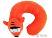 Подушка под шею LITTLE CAR Premium Тигр