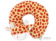 Подушка под шею LITTLE CAR Kiddy Красный Подушка под шею LITTLE CAR Жирафик