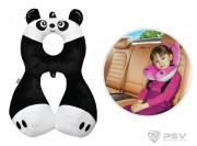 Подушка под шею LITTLE CAR Premium Панда