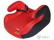 PSV Бустер детский 15-36кг LITTLE CAR 515D Красный