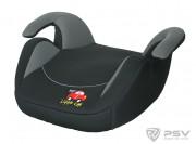 Бустер детский 15-36кг LITTLE CAR LB-311 Черный