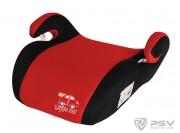 Бустер детский 22-36кг LITTLE CAR Smart Красный