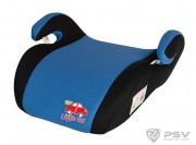 Бустер детский 22-36кг LITTLE CAR Smart Синий