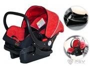 Автокресло детское 0-13кг LITTLE CAR 326 Красный