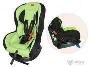 Автокресло детское 0-18кг LITTLE CAR LB-383 Зеленый