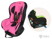 Автокресло детское 0-18кг LITTLE CAR LB-383 Розовый