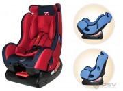 Автокресло детское 0-25кг LITTLE CAR 718 Красный