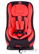 Автокресло детское 9-18кг LITTLE CAR 302B Красный