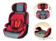 Автокресло детское 9-36кг LITTLE CAR 515B Красный
