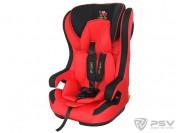 Автокресло детское 9-36кг LITTLE CAR 523 ISOFIX Красный