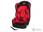 Автокресло детское 9-36кг LITTLE CAR Comfort Красный