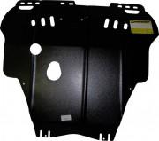 Motodor Защита Двигателя, КПП, Масляного фильтра. 2 мм, Сталь