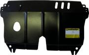 Motodor Защита Двигателя, КПП. 2 мм, Сталь.