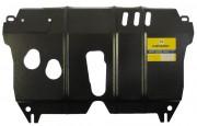 Motodor Защита Двигателя, КПП, Масляного фильтра. 2 мм, Сталь.