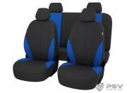 Чехлы универсальные PSV Rios (Синий) L, рекомендован для KIA Rio и HYUNDAI Solaris